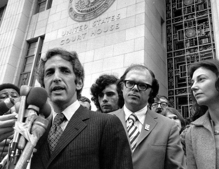 PENTAGON PAPERS TRIAL