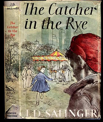 a review of passages in the catcher in the rye a novel by j d salinger 592 quotes from the catcher in the rye: 'what really knocks me out is a book  that, when you're all done reading it, you wish the author that wrote it was.