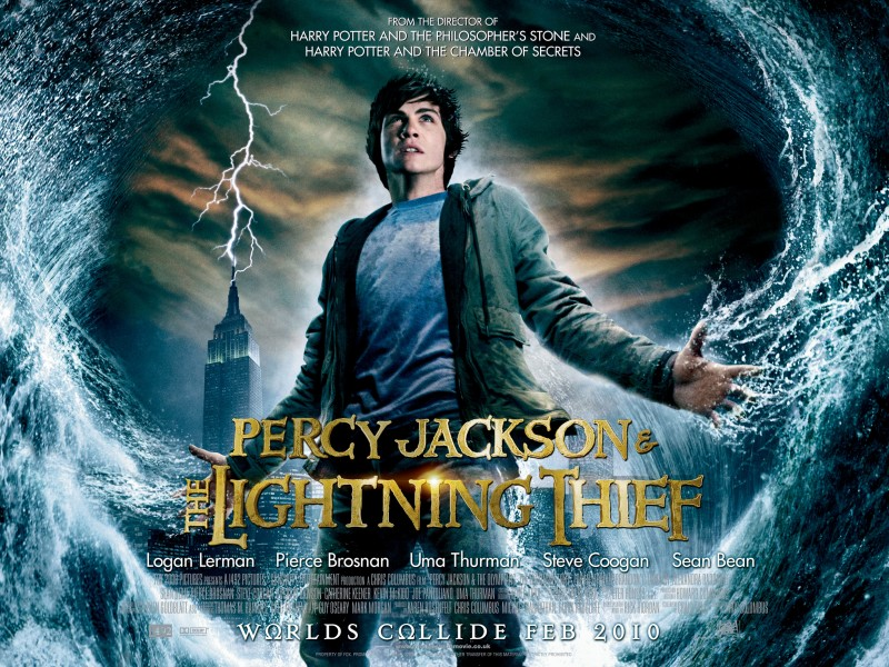 lighting thief Movie percy jackson & the olympians: the lighting thief shows what  happened when a 12-year-old is thrust into a training camp for the.