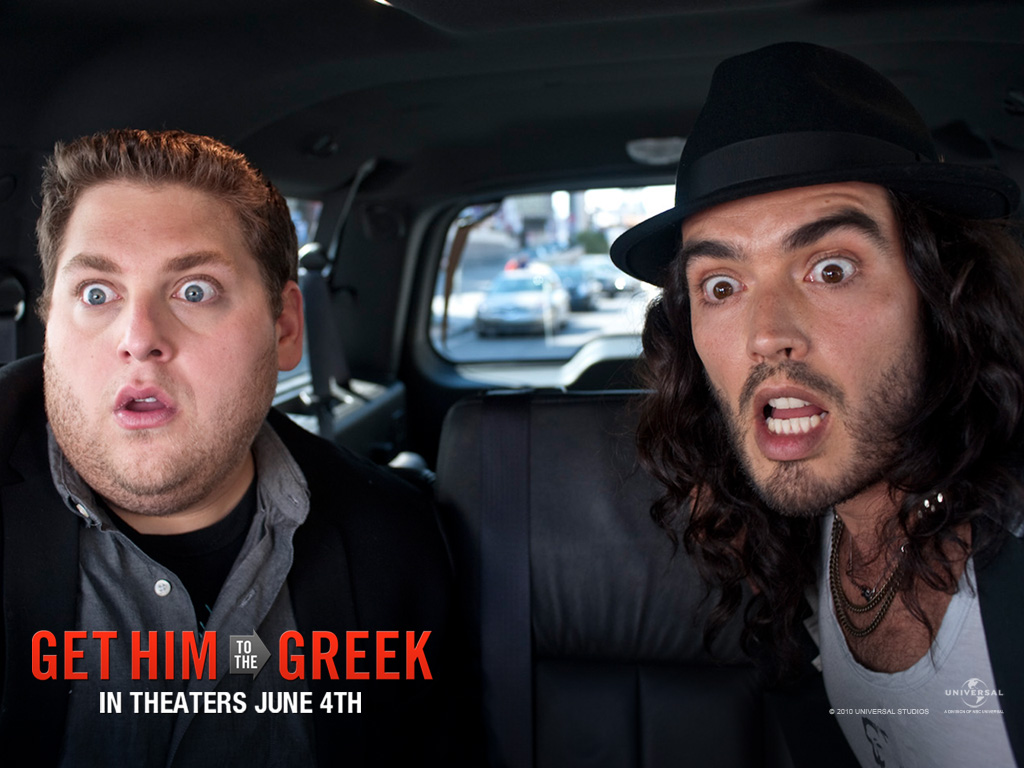 get him to the greek Watch get him to the greek (2010) online in hd for free the new comedy, musical movie starring jonah hill, russell brand, elisabeth moss.