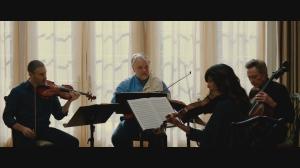 Last Quartet Mark Ivanir Philip Seymour Hoffman_ Catherine Keener_ Christopher Walken Photo courtesy of Opening Night Productions