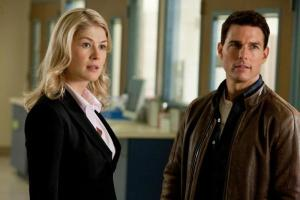 Jack Reacher Rosamund Pike Tom Cruise