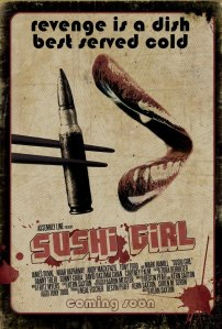 sushi girl poster 2