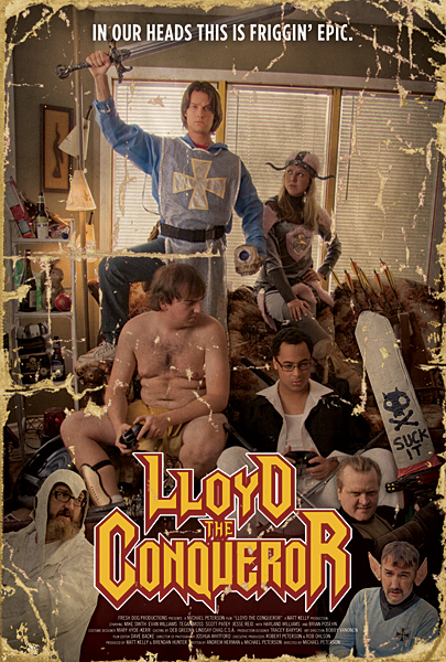 Poster: Lloyd the Conquerer