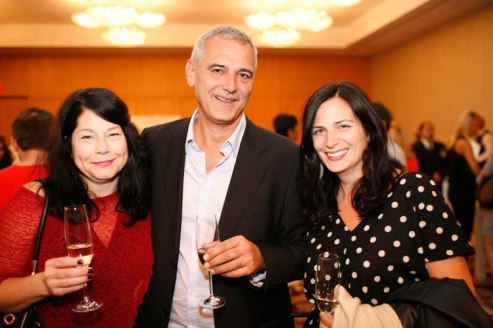 Simone Urdl, Laurent Cantet, Jennifer Weiss
