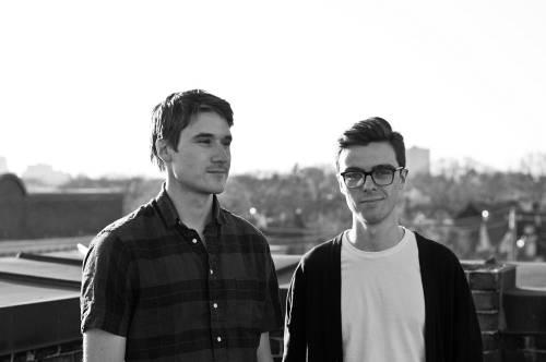 L-R Director Kazik Radwanski, Producer Dan Montgomery