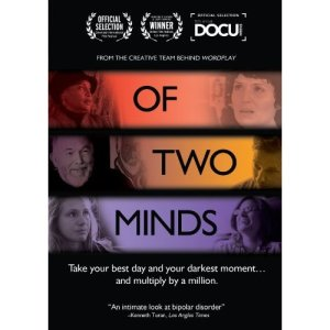 of two minds poster