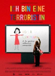 Ich Bin Eine Terroristin cinefranco poster
