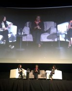 "Anita Hill came to Toronto to discuss ""Anita"" which recounts her 1991 testimony on Capitol Hill."