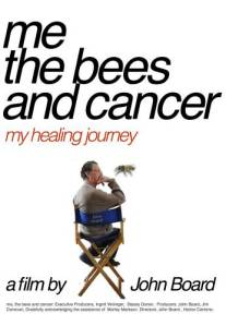 Me the Bees and Cancer John Board Poster