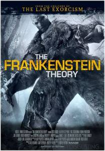 Frankenstein theory poster