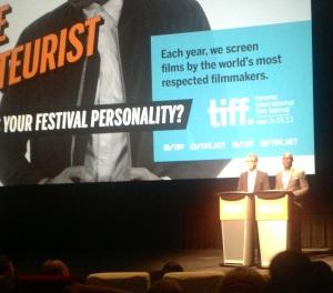 TIFF13 Press Conference