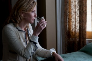Blue Jasmine Cate Blanchett  Photo Merrick Morton © 2013 Gravier Productions, Courtesy of Sony Pictures Classics