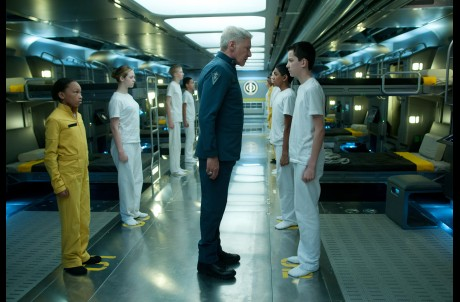 Enders Game Ford Butterfield
