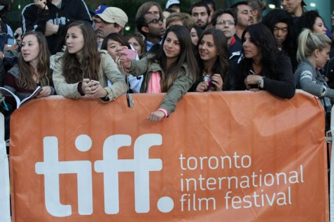Crowds were out in full force for the 38th year of the Toronto International Film Festival