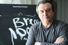 Russian director Alexey Uchitel promotes his film Break Loose