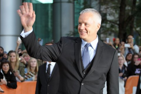 Tim Robbins was in town to promote Life Of Crime