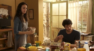 Bérénice Bejo as Marie and Tahar Rahim as Samir Photo by Carole Bethuel © 2013, Courtesy of Sony Pictures Classics