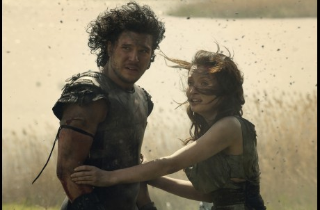 Pompeii Kit Harrington, Emily Browning