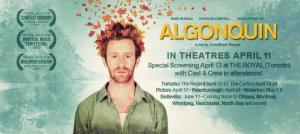 Algonquin the Movie Affiche