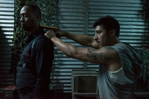 Brick Mansions RZA, Belle