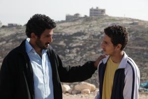 Tsahi Halevi (Razi) and Shadi Mar`i (Sanfur) Bethlehem