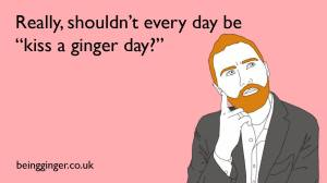 Being Ginger illustration