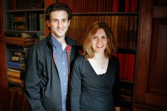 "Sam Cullman & Jennifer Grausman, directors of ""Art And Craft"""