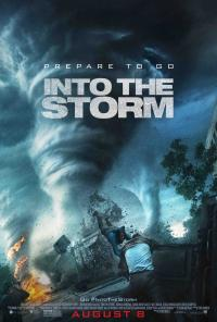 INTO THE STORM affiche