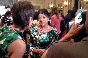 TIFF14  Alanis Obomsawin, NFB director of Trick or Treaty