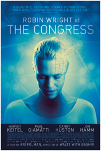 Robin Wright Congress Affiche