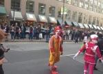 Toronto Zombie Walk Ronald McD