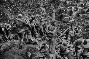 © Sebastião SALGADO : Amazonas images This photo cannot be reproduced out of this context. The image must be reproduced in its entirety, no cropping, no modifications are allowed
