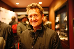 Alex Winter at Hot Docs Deep Web  photo © Jeff Harris cultural mining