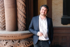 Ross Sutherland interview with Daniek Garber 2 © Jeff Harris for culturalmining