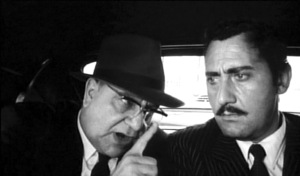 Alberto Sordi (R.) in Mafioso. Photo courtesy Rialto Pictures