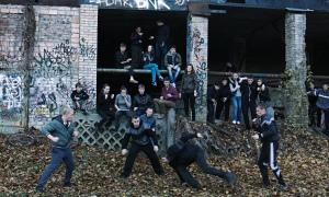 The Tribe by the Ukrainian writer-director Myroslav Slaboshpytskiy