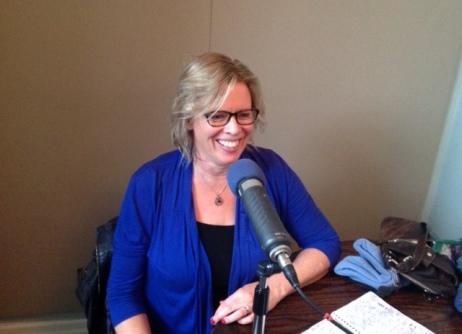 Cynthia Banks interview CIUT 89.5 FM culturalmining 1