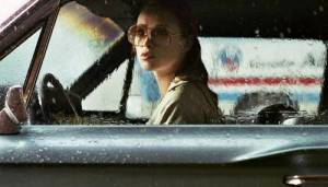 The Lady in the Car with Glasses and a Gun (photo_01)