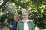 Çagla Zencirci and Guillaume Giovanetti,  Sibel at #TIFF18.3