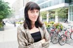 Astra Taylor, What is Democracy, NFB, Daniel Garber Interview at TIFF18, Photo © 2018 Jeff Harris2