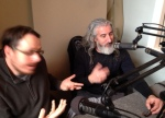 Justin McConnell, Jack Foley, Lifechanger photo Daniel Garber at te Movies CIUT 89.5 FM3