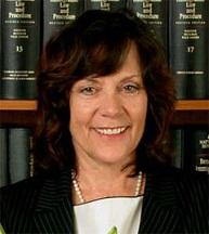 Daniel Garber talks with immigration attorney Judy Wood