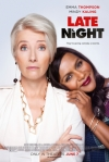 Late Night –Poster
