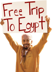 Free Trip toEgypt