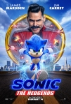SONIC POSTER #1